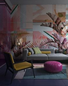 Modern tropical #luxuryfurnituredesign