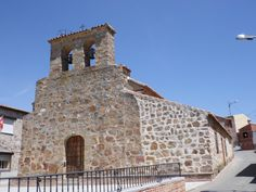 HONTANAR (TOLEDO). Iglesia de San Andrés Apóstol.