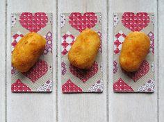 Por muchos platos sofisticados que me veáis hacer.... mi debilidad son las croquetas! Una genialidad inventada por los franceses en el ...