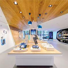 O2 Live Concept Store - Concept Store