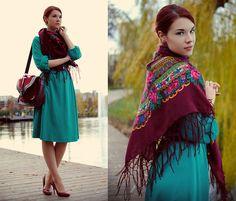 wonder fashion: Russian delights