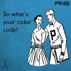 You know you are a PING fan when...