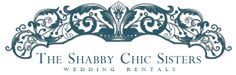 Rent your shabby chic and vintage decor for your wedding at The Shabby Chic Sisters located in South Jordan, Utah.