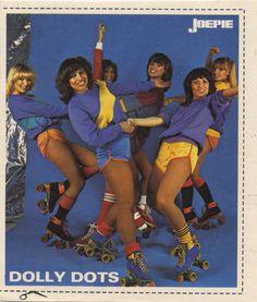 The Dolly Dots Joepie sticker