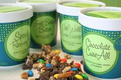 [YOU'RE WELCOME] ECreamery Personalized Ice Cream Pints