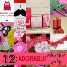 Stringtown Home: Valentine Craft Round Up!