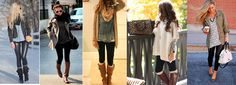 Socorro Vou Morar Sozinha: Dizem por aí que se usa: leggings
