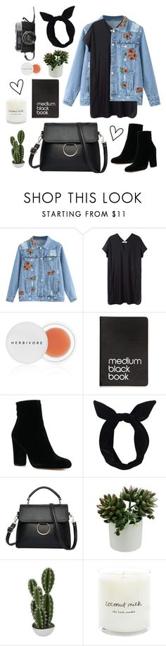 """""""the sound of rain hitting the pavement"""" by jaxii ❤ liked on Polyvore featuring Hope, Herbivore, Dinks, Lulu in the Sky and Abigail Ahern"""