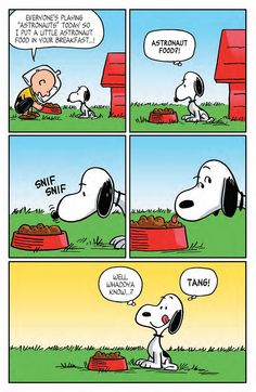 The Beagle Has Landed, Charlie Brown 5