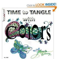 Time To Tangle with Color   (Marie Browning)