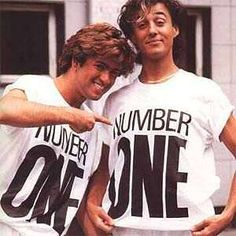 Wham! Number One