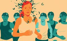 """Mind Control: """"Your brain ultimately determines how much of your training you'll be allowed to use [on race day]."""""""