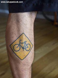 tatuajes de bicicletas de montaña - Buscar con Google
