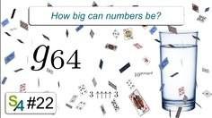 How big can numbers be? Googols and Graham Let One Go, Graham, Numbers, Canning, Big, Home Canning, Conservation
