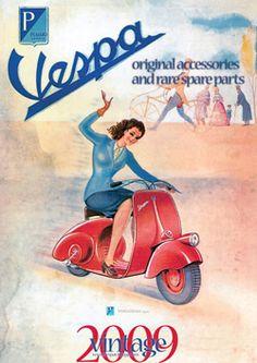 Catalogo Vespa Vintage