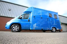 For Sale Kevin Parker Aeos Horsebox http://www.kevinparkerhorseboxesltd.co.uk/horseboxes-for-sale