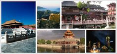 China beijing  and shanghai tour trip packages