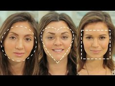 How to Highlight and Contour for Your Face Shape | Face Slimming Techniques | Easy Life HacksEasy Life Hacks
