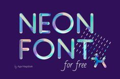 http://Neon is a beautiful, free font that can be used in both print and digital capacities. This sans serif font with rounded edges is sleek, modern, and edgy, making it editorial and completely easy on the eyes. Download this alphabet set, Neon, today. The Neon Font with bonus patters comes in 2 PSD's (total size […]