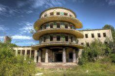 Abandoned Socialist Recreation Home