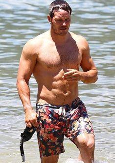 "dirtybeardadmike: "" Chris Pratt is so flipping sexy! Chris Pratt Shirtless, Actor Chris Pratt, Chris Pratt Transformation, Chris Pratt Body, Chris Evans, Chris Hemsworth, Jamie Dornan, Marvel E Dc, Star Lord"