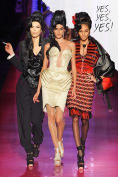 Jean Paul Gaultier 2012 Couture