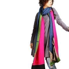 Far far away artist scarf P1005 by idea2lifestyle on Etsy, $39.00