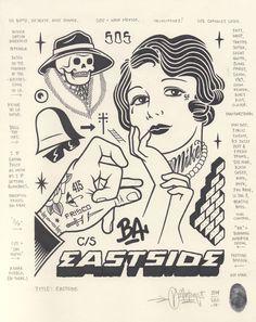 """Eastside"", 2014."