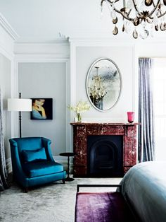 (via Renovation: an 1880s Sydney home receives a revamp that honours its past - Vogue Living)