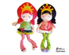 Pocket Princess Sewing Pattern