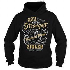I Love ZIGLER ZIGLERBIRTHDAY ZIGLERYEAR ZIGLERHOODIE ZIGLERNAME ZIGLERHOODIES  TSHIRT FOR YOU Shirts & Tees