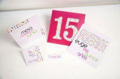 Invitaciones y souvenirs para Casamientos, 15 Años, Bar y Bat, Comuniones, Bautismos, Cumpleaños, Nacimientos, Baby Shower.