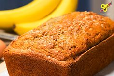 #BSNRecipes – Banana Bread 2 Scoops Syntha-6 Vanilla Protein Powder 1 Large banana 3 Egg whites ½ Cup Low fat plain Greek yogurt ¾ Cups Oats ¼ Cup Stevia 1 tsp Baking powder 1 tsp Baking soda ½ tsp Cinnamon  Instructions: Preheat over to 350. Place all ingredients together in a blender and mix. Spoon mixture into baking tin. Bake for 15-18 minutes