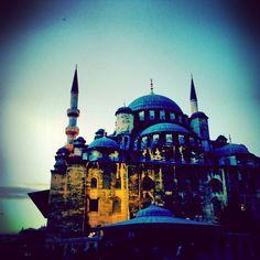New Mosque @İstanbul,Eminönü