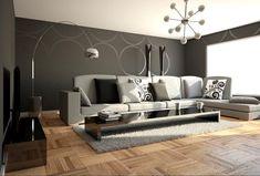 Mobilier Suspendat Din Lemn De La Hulsta 3  Design  Pinterest Delectable Living Room Minimalist Design Review
