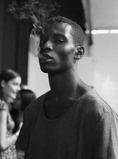 """cremeblush: """" r-iviere: """" leauxnoir: """" fvckdaniel: """" manufactoriel: """" Adonis Bosso """" is his bone structure even legal """" ^ like for real man. Black Is Beautiful, Pretty People, Beautiful People, Adonis Bosso, Photo Hacks, Poses References, Aesthetic People, Male Face, Drawing People"""