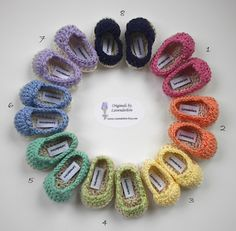 American Girl Doll Clothes Crocheted Espadrille by Lavenderlore, $9.00