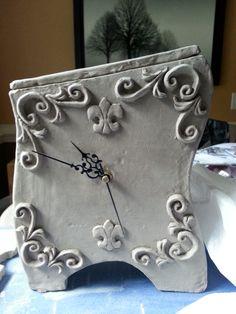 clay clock