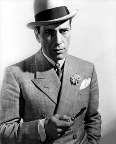 Bogey: Cold, hard but soft eyes. Don't make them like that anymore.