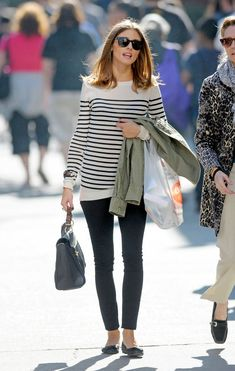 Olivia Palermo Photos: Olivia Palermo at Lunch with Her Mom in NYC