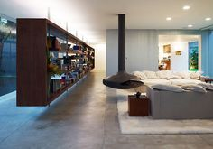Sumaré House in Sao Paulo by Isay Weinfeld Arquitecto