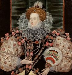 Elizabeth I Queen of England (1533-1603)
