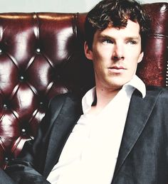 Look at those cheekbones. I could cut myself slapping that face. Would you like me to try?