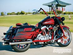 2006 #Harley Davidson Road King Custom- this is a very customized version of my 2006 Road King.
