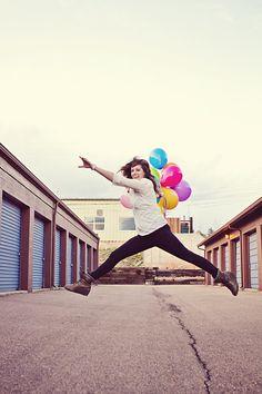 Jump, Kelsey, Jump!