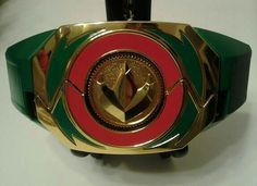 Green MMPR Movie Morpher by monkey540 #∆∆shani