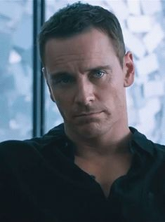 Michael Fassbender...one of the hottest guys...EVER.