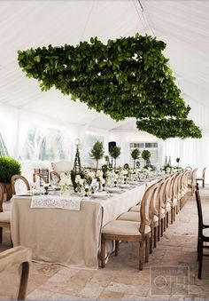 Green weddings