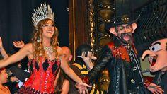 El Carnestoltes y la Reina del Carnaval de Sitges 2013 revolucionan el Casino Prado Suburense