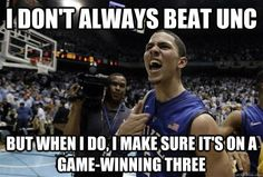 Austin Rivers is CLUTCH. @Dianna Henry-Slauter